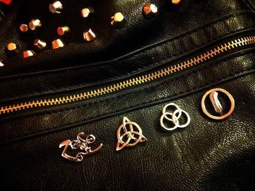 http://custard-pie.com Led Zeppelin symbol leather jacket