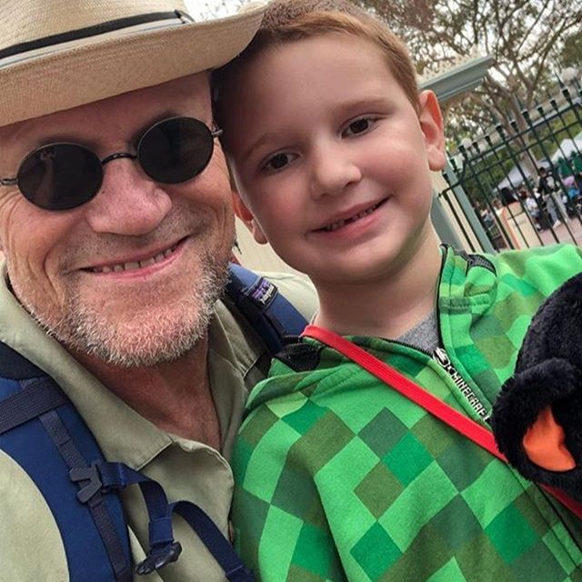Michael Rooker was spotted at Disneyland today! Thanks @jeremiahsworld12 for the photo! #Disney #Disneyland #DisneylandParks #CelebSighting #CelebSpotting #CelebritySpotting #CelebritySighting #MichaelRooker
