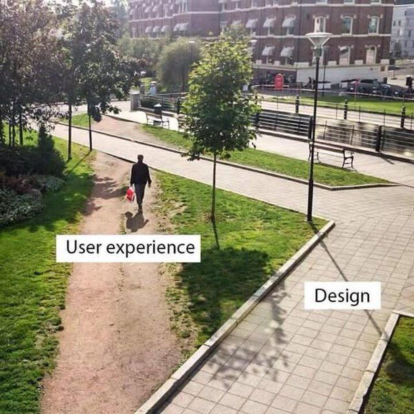 User Experience vs. Design
