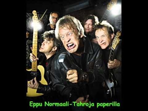 Eppu Normaali - Tahroja paperilla