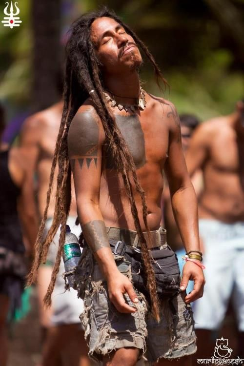 Of dreads and men on twitter