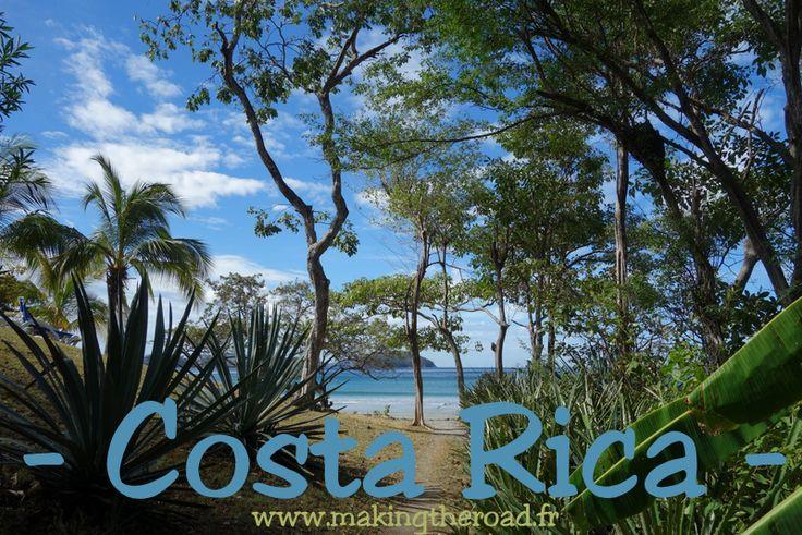 Road Trip de 30 jours / 1 mois au Costa Rica. Conseils, itinéraire, guide et photos de voyage - volcan - parcs nationaux - parresseux -snorkelling - plage - randonnées