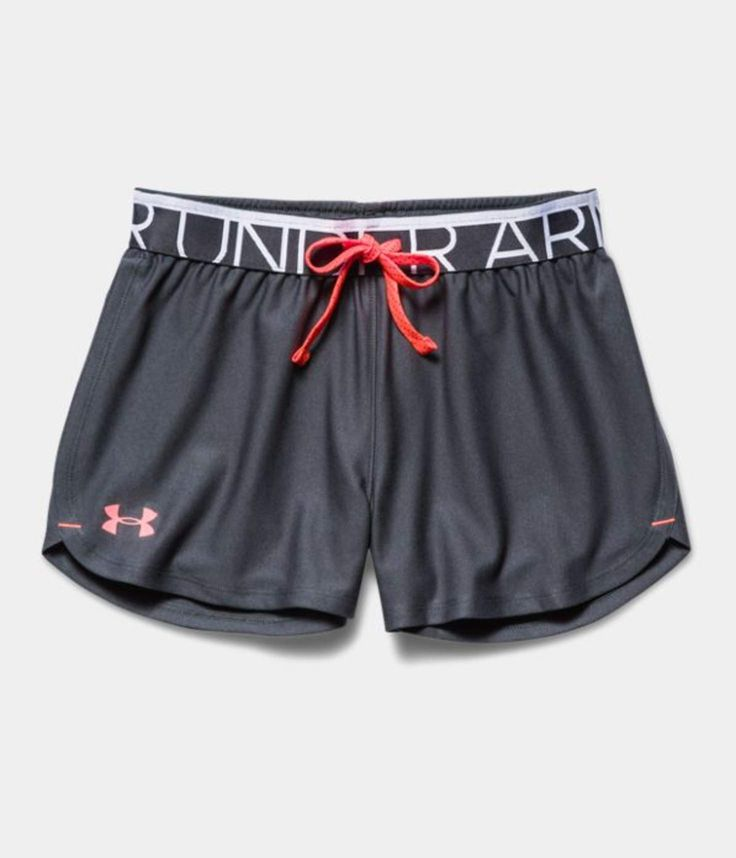Girls' UA Play Up Shorts | Under Armour US