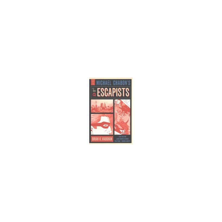 Michael Chabon's the Escapists (Paperback) (Brian K. Vaughn)
