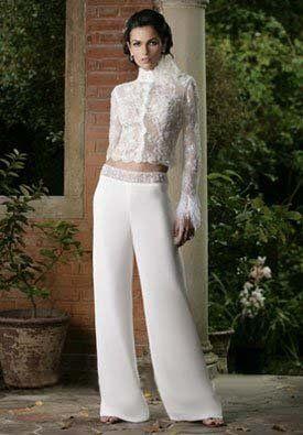 pantalones de novia - Buscar con Google