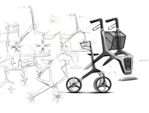 Wheeled-KÄRCHER by Alexander Knorr, via Behance