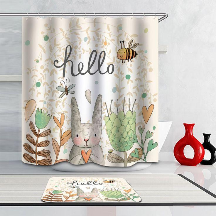 les 30 meilleures images du tableau rideau de douche sur. Black Bedroom Furniture Sets. Home Design Ideas