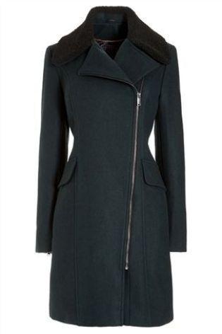 Buy Borg Collar Coat from the Next UK online shop