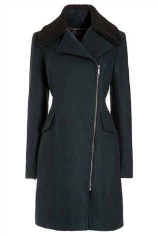 Buy Borg Collar Coat from the Next UK online shop