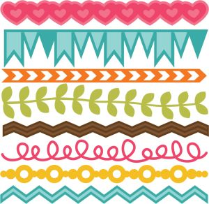 Borders/Banners/Backgrounds - Miss Kate Cuttables | Product Categories Scrapbooking SVG Files, Digital Scrapbooking, Cute Clipart, Daily SVG Freebies, Clip Art