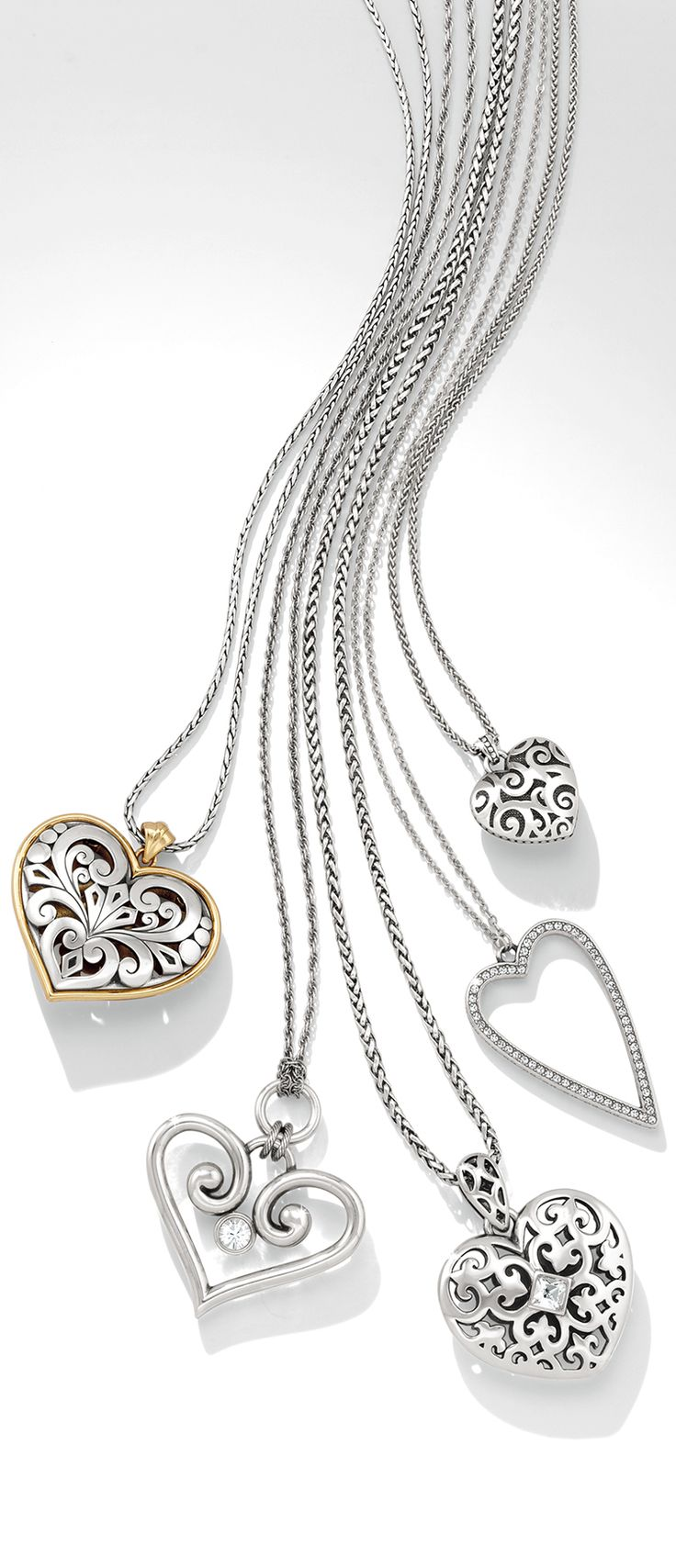 Iconic Hearts #BrightonJewelry