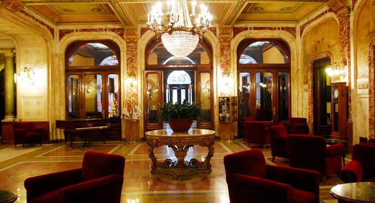 Grand Hotel Plaza - Roma