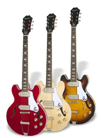 Epiphone Casino Coupe Electric Guitars