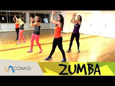 Clase de Zumba para bajar de peso - YouTube