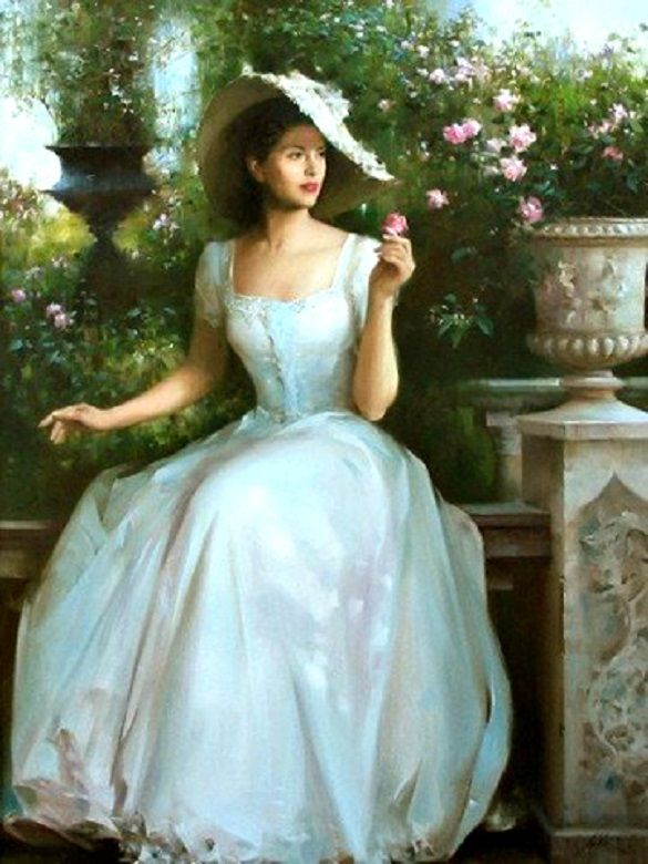 Art from the Romantic era was similar to literature in ...
