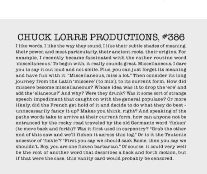 1000 Ideas About Chuck Lorre On Pinterest Big Bang