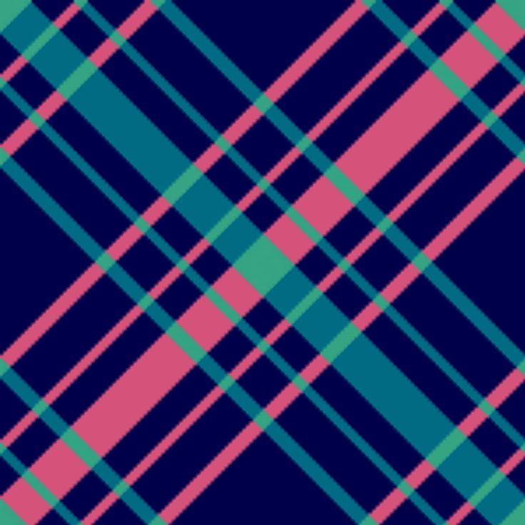 Plaid Blue and pink Image in 2019 Plaid wallpaper