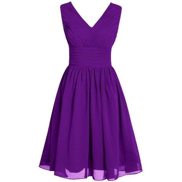 17 Best ideas about Short Purple Bridesmaid Dresses on Pinterest ...