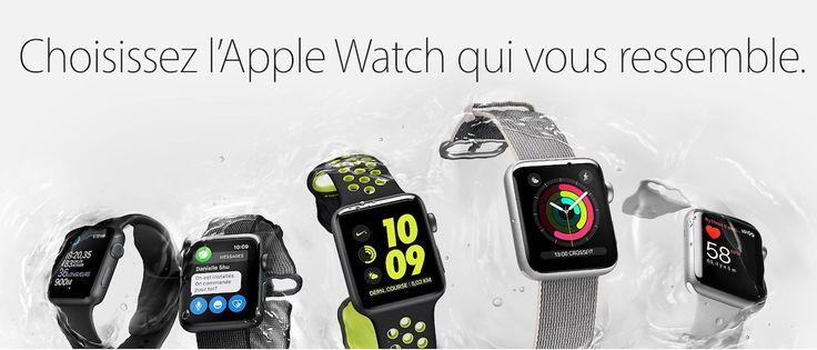 Apple Watch : bataille de chiffres concernant le volume des ventes lors du Q3 2016