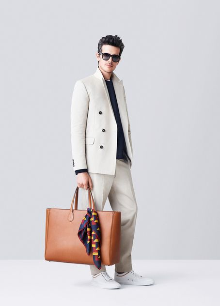 Bally Menswear Spring Summer 2015 Milan