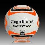 Apto Sports Senso Soft Touch Ball White/Orange football