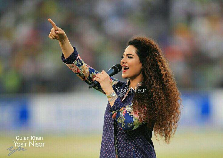Annie Khalid Pakistani pop Singer