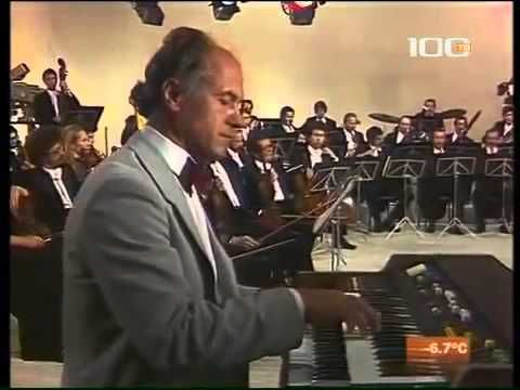 """""""Сонет"""". 1984 год. Ленинградский концертный оркестр под управлением Анатолия Бадхена"""