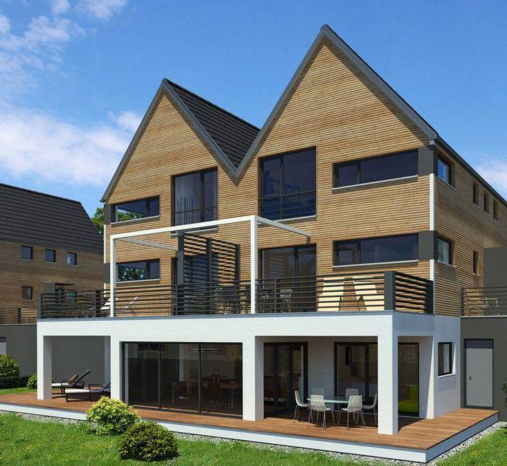 die 25 besten ideen zu mehrfamilienhaus bauen auf. Black Bedroom Furniture Sets. Home Design Ideas
