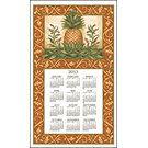 Hospitality Pineapple 2013 Kitchen Towel | | CALENDARS.COM