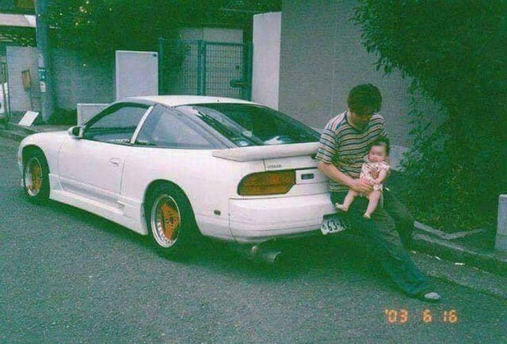 Perfect family car! . . . . . . . . . . #nissan #180sx # ...