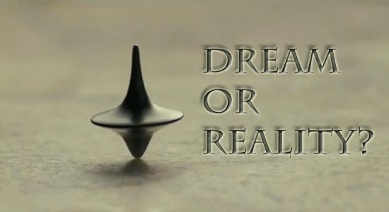 dream vs reality | ... dream a reality for me? Anyone can make their dream a reality if that