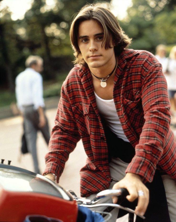 Jared Leto as Jordan Catalano... When the love affair began