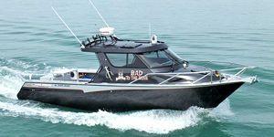 Boat Models Range - White Pointer Boats : custom alloy boat builders, aluminium boats, fishing boats, aluminum boats, boat designers, boat repair, boat sales, new boats, used boats