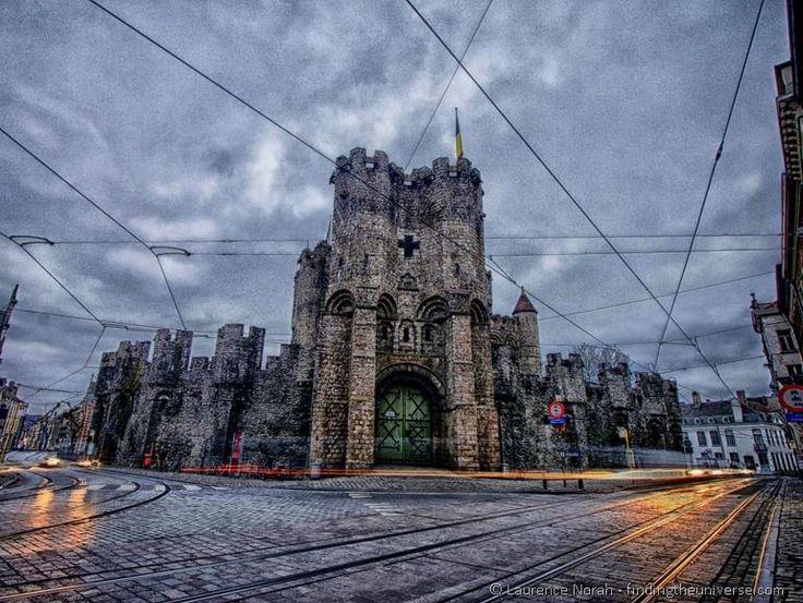 Ghent Castle 2
