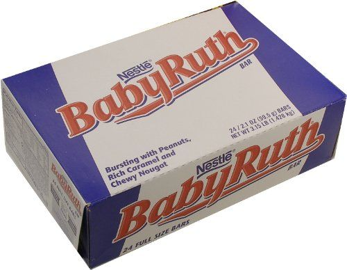 24ct amazon bars 24ct ruth candy baby ruth candy bars sweet tooth ...
