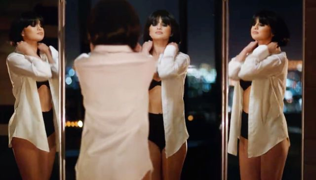 "Selena Gomez Strips Down in New Video Teaser for ""Hands to Myself""  - MarieClaire.com"