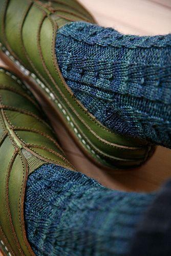 Ravelry: Primavera Socks pattern by natalja