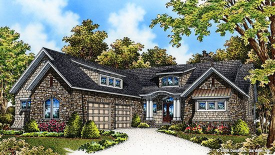 Plan of the week over 2500 sq ft the asiago ridge plan for European house plans with walkout basement