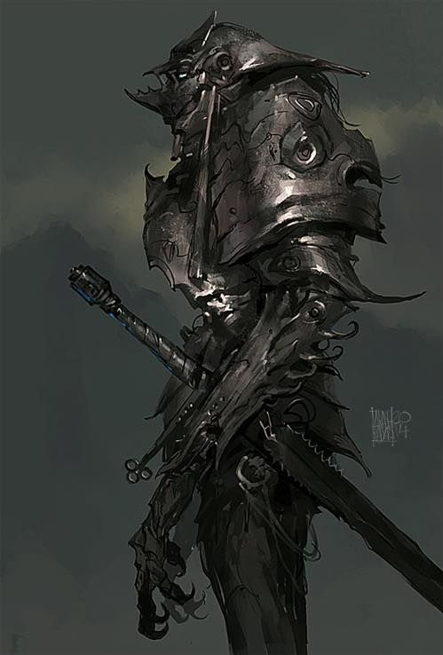 evil knight anime related - photo #12
