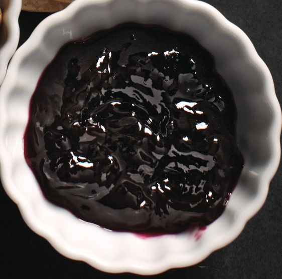 Here's what we suggest you do with leftover blackcurrant jelly