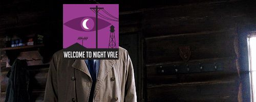 """Out of nowhere, your tumblr feed, twitter, whatever starts getting posts about something called """"Night Vale.""""   The 42 Stages Of """"Welcome To Night Vale"""" Addiction"""