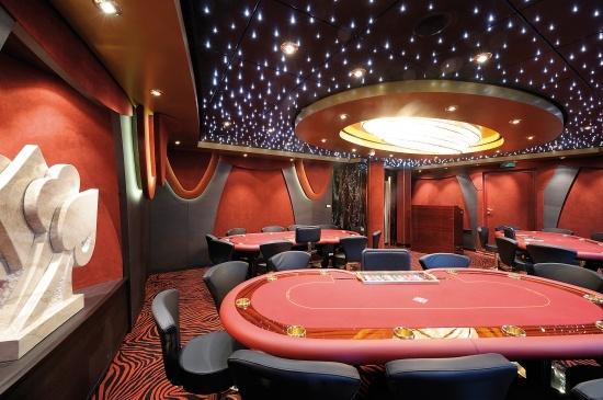 MSC Poesia - Texas Poker Room