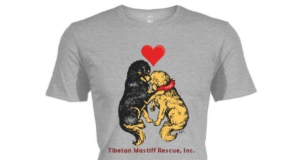 Help fund Tibetan Mastiff Rescue, Inc.  <3