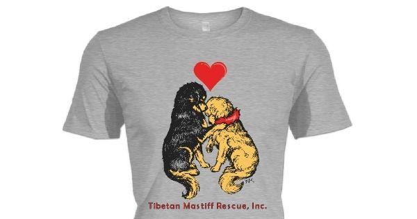 Help fund Tibetan Mastiff Rescue, Inc.  <3