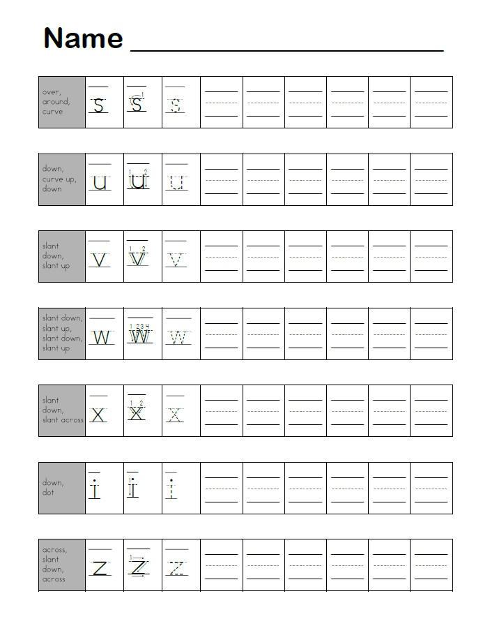 smartboard handwriting activities