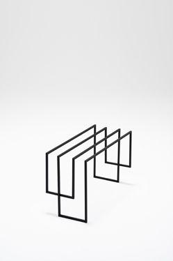 NENDO - Think Black Lines - London - Phillips de Pury at Saatchi Gallery