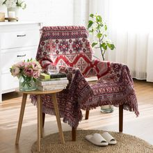 US $37.48 Spring and summer cotton towel sofa cushion dust piano cover blanket can make a sofa towels blankets tablecloths towel blanket. Aliexpress product