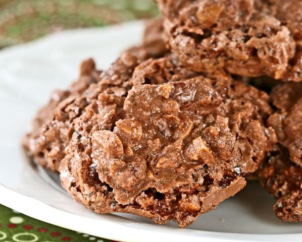 volcano-cookies - very good and no flour