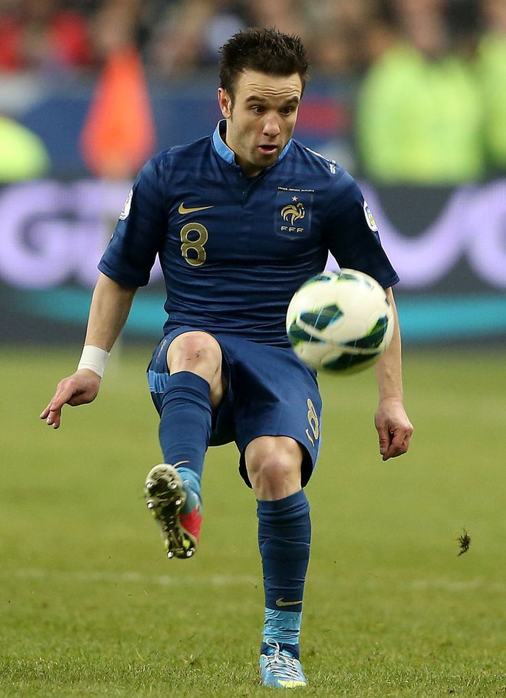 ~ Mathieu Valbuena on the France National Team ~