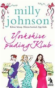 Milly Johnson-Yorkshire puding Klub